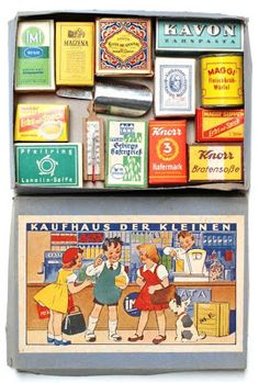 The Clutter: Mini Shop