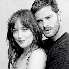 Photoshoot Oficial de Dakota Johnson y Jamie Dornan (1) | 50 Sombras Spain