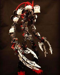 "85 Likes, 10 Comments - HeDoesMOCs (@hedoesmocs) on Instagram: ""Beware the Bao-Ren #biogram #legomoc #lego #characterdesign #artistsoninstagram #bionicle"""