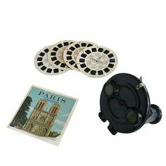 Vintage View Finder - Paris $495