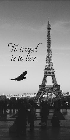 """To travel is to live."" ― Hans Christian Andersen, The Fairy Tale of My Life"