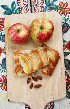 Marlene's Blog #apfelkuchen #pie #apple #marlenesblog #cake