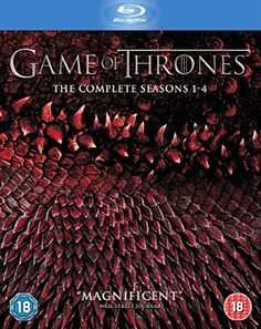 game of thrones dvd box set india