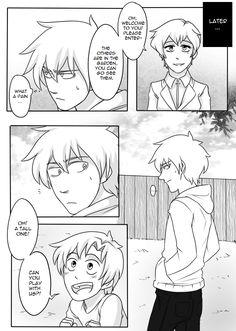 Jeff The Killer Page 49 by Kyoichii on DeviantArt