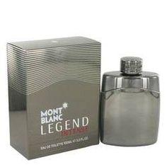 Montblanc Legend Intense Eau De Toilette Spray By Mont Blanc