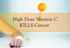 After years of the alternative health community saying that High Dose Intravenous Vitamin C kills cancer, this treatment is just a few steps away from being Natural Cancer Cures, Natural Cures, High Dose Vitamin C, Liver Cancer, Higher Dose, Cancer Fighter, Cancer Fighting Foods, Types Of Cancers, Alternative Treatments