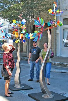 Image detail for -kinetic sculpture | City News