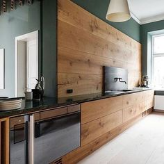 Dinesen kitchen showroom designed by Garde Hvalsøe - forever envious