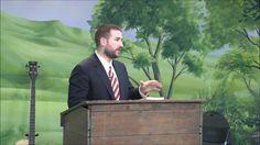 """Rejected and Nigh unto Cursing (Hebrews 6) By Pastor Steven Anderson SEHR WICHTIGE Predigt über eine der missverstandenen Passagen in der Bibel - Hebräer 6,4 -  zum Thema """"Errettung verlieren? oder nicht möglich?"""""""