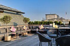 aqua nueva terrace with rooftop bar