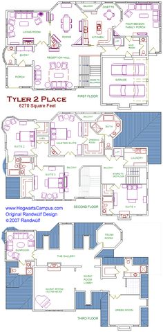 Tyler 2 Place. Would love to see plan for the basement, cause plan does say down to billiards.