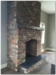 80+ Classic Brick Fireplace Ideas