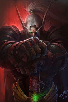 #warcraft #bloodelf
