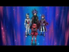 YuGiOh! Arc V Episode 146 - Yuto Yugo and Yuri are Back - YouTube