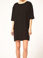 the best! basic black dress