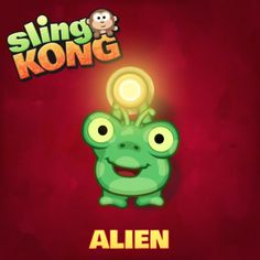 I got Alien! #SlingKong http://onelink.to/slingkong