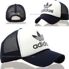 (UK) NWT Unisex Men Women Boy Girl SNAPBACK Baseball Ball Hats Mesh Trucker  Caps. This Adidas hat 76cf763189a