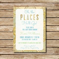 Welcome to the world little one customized baby shower invitation welcome to the world little one customized baby shower invitation 5x7 baby shower no 04 pinterest shower invitations babies and travel baby showers filmwisefo