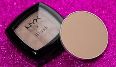 bout the N.Y.X blush so much is that it's sheer and natural. When contouring with this, it literally looks as if you're adding a natural shadow to the face.  Which is amazing! People will never be able to tell it's all fake.