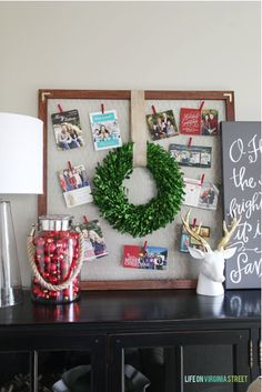 Christmas Decor by Home Bloggers