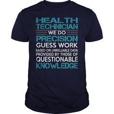 Awesome Tee For Health Technician T Shirts, Hoodies. Check price ==► https://www.sunfrog.com/LifeStyle/Awesome-Tee-For-Health-Technician-99769752-Navy-Blue-Guys.html?41382
