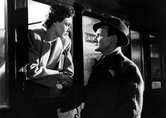 Brief Encounter (1945, Directed by David Lean) with Celia Johnston and Trevor Howard