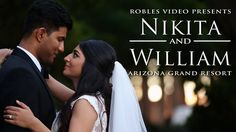 On October 31, 2015, Nikita & William became husband and wife.  They chose to have their wedding at the St. Francis Xavier located in Phoenix, Arizona.  They held a traditional Catholic wedding.  Following the ceremony, the bride and groom departed and headed to the Arizona Grand Resort & Spa located in Phoenix, Arizona.  Behind the scenes: They decided to go with one of our cinematic packages, which included 2 Canon 5D Mark III camera coverage of preparation, ceremony and reception. They…