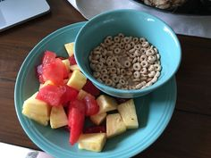 Healthy breakfast on Fit & Flawed; a lifestyle blog!