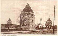Скалатський замок, 1630. Україна  Ukrainian castle, palace