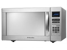 Micro-ondas Electrolux 45L Inox - com as melhores condições você encontra no Magazine Shopspremium. Confira!
