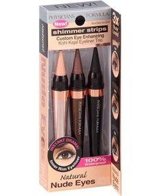 Physicians Formula Shimmer Strips Kohl Kajal Eyeliner Trio - Kalem 3'lü Kajal Eyeliner (A.Kahve-K.Kahve-Siyah)  Tüm göz renkleri ile uyumlu olan 3 renge sahip eyeliner göz kalemi  58.00 TL olan ürünümüz şimdi %20 İNDİRİMLE 46.40 TL !