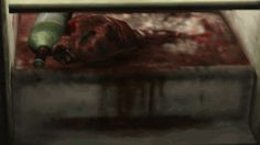 Silent Hill The Room - Cat meat in the fridge. Silent Hill, Videogames, Painting, Cat, Room, Bedroom, Video Games, Painting Art, Cat Breeds