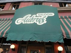 Aubree's Saloon in Ypsilanti, Michigan