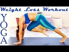 Morning Weight Loss Yoga Workout 3 - 25 Minute Fat Burning Yoga Meltdown Beginner & Intermediate - YouTube