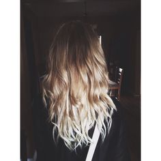love the ombre