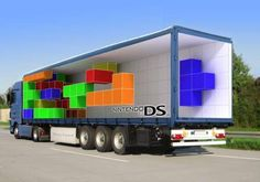 nintendo truck - Google Search
