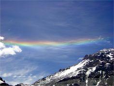 The Fire Rainbow: Beautiful and Rare Circumhorizontal Arc ~ Kuriositas
