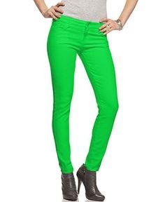Dollhouse Jeans, Skinny Colored Denim Please please please