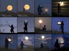 #photography inspirations #photography #moon