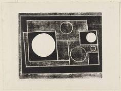 Plate 16 from 23 Gravures Ben Nicholson (British, 1894-1982)