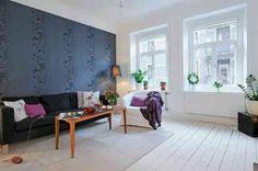 décoration moderne d'intérieur scandinave