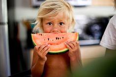 Summer melon, tasty treat
