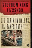 11/22/63 - Problably one of the best books Stephen King has ever written - had me crying at the end.