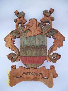Brasão da família Pietrobon