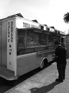 Let's not forget the taco truck at the reception.