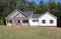 Let Madison Homebuilders Build This Custom Home On Your Lot In Nc Or Sc