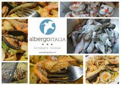 Albergo Italia : #frittodipescato al RistoItalia a Porto Tolle