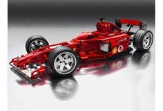 Lego Technic Ferrari F1 Racer