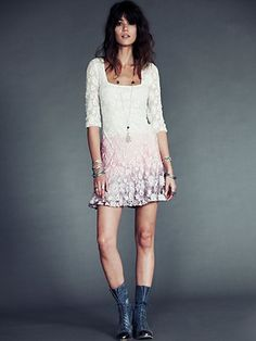 Out of stock, but love this. Snow Garden Dress from Free People