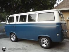 shaggin wagon  | Photo of a 1965 Ford Falcon Van (The Shaggin' Wagon)